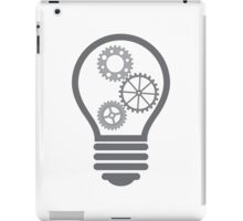Lightbulb! iPad Case/Skin