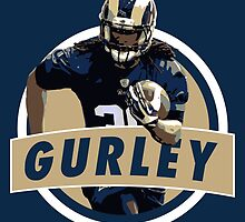 Todd Gurley - St Louis Rams by twyland