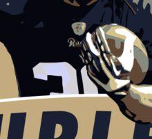 Todd Gurley - St Louis Rams Sticker