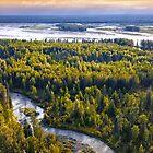 Alaska by Sky by Bruce Taylor
