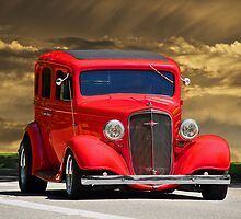 1935 Chevrolet Sedan by DaveKoontz