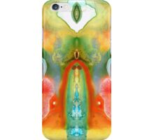The Goddess - Abstract Art By Sharon Cummings iPhone Case/Skin