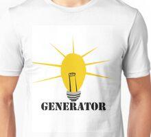Idea Generator Unisex T-Shirt