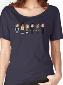 8-Bit IT Crowd Women's Relaxed Fit T-Shirt