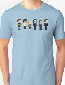 8-Bit IT Crowd Unisex T-Shirt