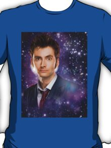 The 10th Doctor in Space T-Shirt