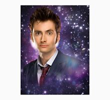The 10th Doctor in Space Unisex T-Shirt