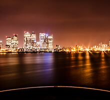 West India Dock by Simon Kirwin