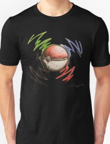 Pokeball! Unisex T-Shirt