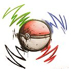 Pokeball! by StuffHobo