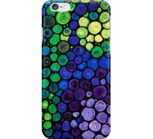 Healing Light - Mosaic Art By Sharon Cummings iPhone Case/Skin