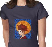 Modern Madonna Womens Fitted T-Shirt