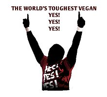 The World's Toughest Vegan - Daniel Bryan by thehippievegan
