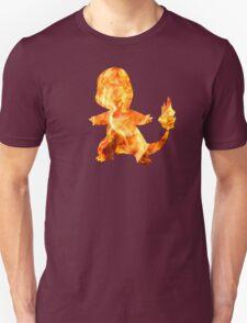 Charmander Silhouette T-Shirt
