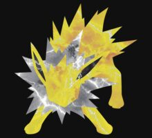 Jolteon Silhouette by cluper