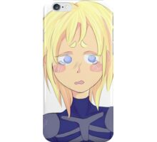 Moe Raiden MGS iPhone Case/Skin