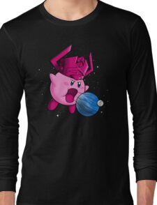 Inhaler of Worlds Long Sleeve T-Shirt