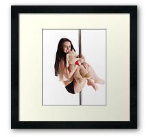 Essex Uni Pole 2014 Framed Print