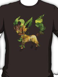 Leafeon Silhouette T-Shirt