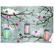"""Soul Purpose"" Mason Jar Party - Springtime Poster"