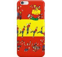 World Cup 2014 ESPAÑA  iPhone Case/Skin