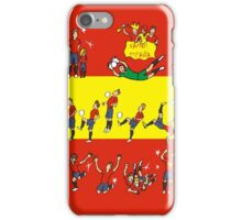 World Cup 2014 ESPAÑA  iPhone Case/Skin