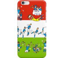 World Cup 2014 ITALIA iPhone Case/Skin