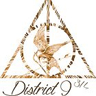 District 9 3/4 - Brown by Bocaci