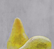 Two Pears by Denise Abé