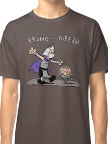 Krang and Shredds Classic T-Shirt
