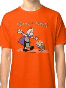 Krang and Shredds Classic T-Shirt