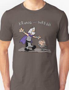 Krang and Shredds T-Shirt