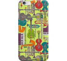 weave jazz multi iPhone Case/Skin