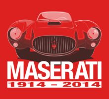 Maserati Centenary A6GCS (1953) One Piece - Short Sleeve