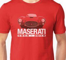 Maserati Centenary A6GCS (1953) Unisex T-Shirt