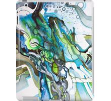 Eleven Percent  - Watercolor Painting iPad Case/Skin