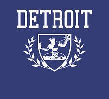 DETROIT - Spirit of Detroit Crest (vintage distressed) Unisex T-Shirt