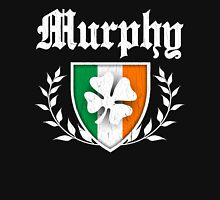 Murphy Family Shamrock Crest (vintage distressed) T-Shirt