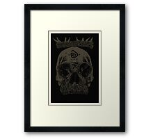You know Carcosa? [Dark] Framed Print