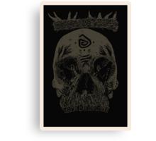 You know Carcosa? [Dark] Canvas Print