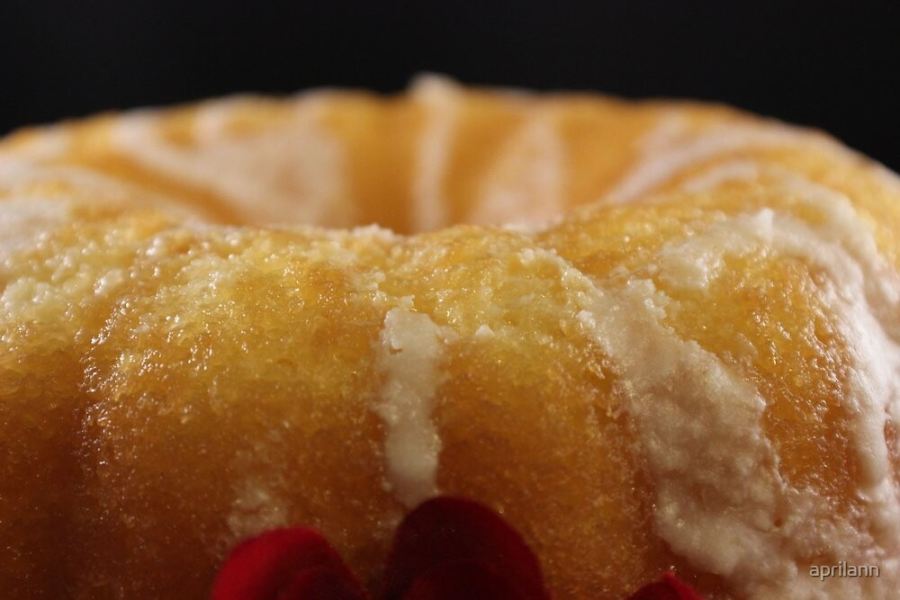 Pound Cake by aprilann