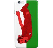 Gareth Bale Welsh Dragon iPhone Case/Skin