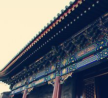 Eave-The Prince Gong Mansion by deviloblivious