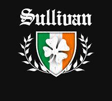 Sullivan Family Shamrock Crest (vintage distressed) Unisex T-Shirt
