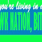 You're Living in a HAWK NATION, Bitch! by latersbaby