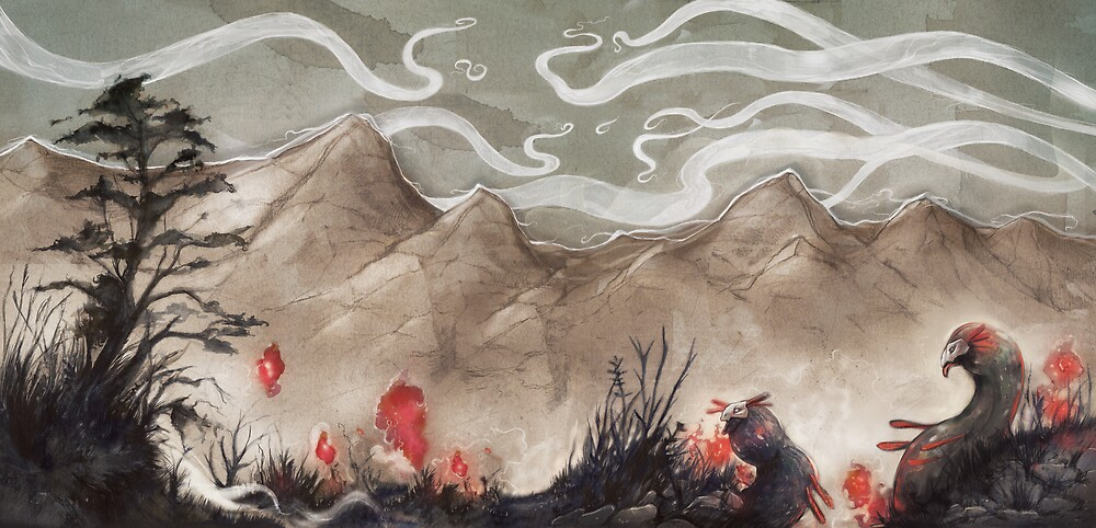Landscape by SandySu