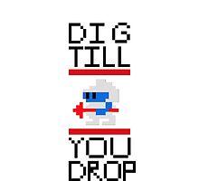 Dig Dug by TheBioArm