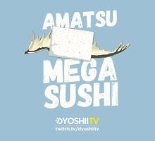 Amatsu Mega Sushi – DYoshiiTV T-Shirt
