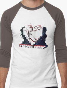 Cool heart.  Men's Baseball ¾ T-Shirt