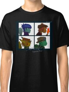 Starterz - Pokemon-Days Classic T-Shirt